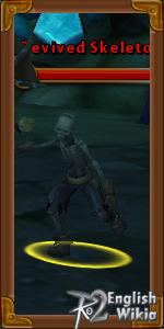 Revived Skeleton