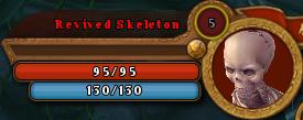 RevivedSkeletonBar