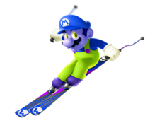Zario at the Winter Olympics