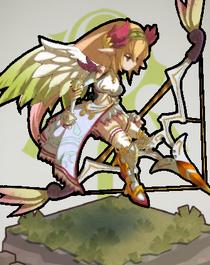 601 Archer of Speed Serena (1)