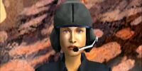 Dock officer Kate