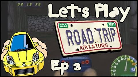 Road Trip Adventure Ep 3 It's A-MAZEing