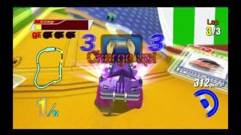 Choro-Q Wii (US) Play As The Phantom
