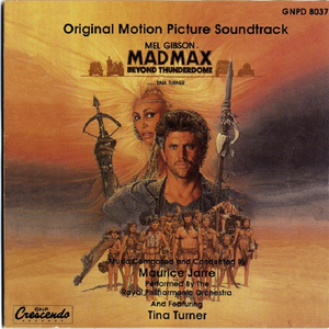Beyond thunderdome soundtrack cover