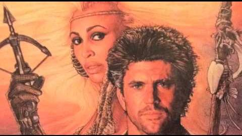 Mad Max Beyond Thunderdome novelization (unabridged audiobook)
