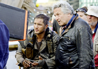 George miller and tom hardy