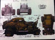 Nux car original concept