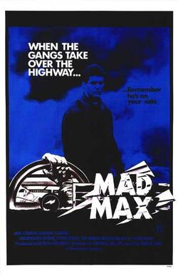 Mad max 1 dvd