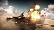 Mad max videogame - vehicular combat