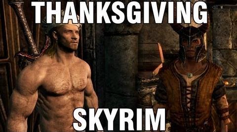 "Skyrim - Followers & Thanksgiving ""Head Collection"""