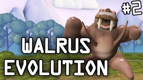 "Spore 2 - Walrus Evolution! ""Viking commentary"""