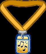 Music Cruise Pass clothing icon ID 3211