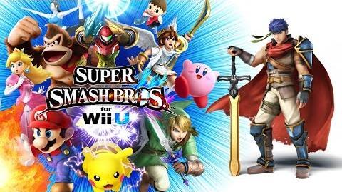 Attack (Fire Emblem) - Super Smash Bros. Wii U