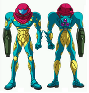 OmegaX FusionSuit Perspectives