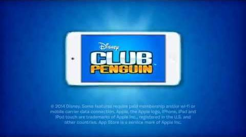 Club Penguin App Trailer April 2014
