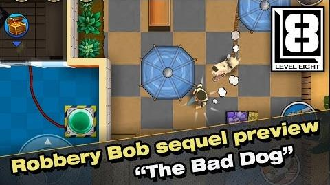 """Robbery Bob sequel preview - """"The Bad Dog""""-1426511855"""