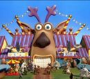 Blitzen's Reindeer World