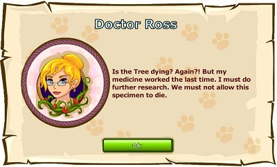Dying-Tree II-dr Ross