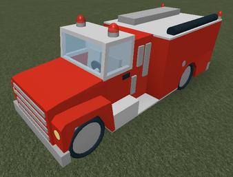 AR Firetruck