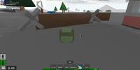 Military Barricade