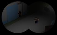 Binoculars - Zombies