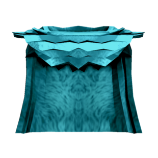 Teal Cape