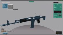 AK12 Conversion