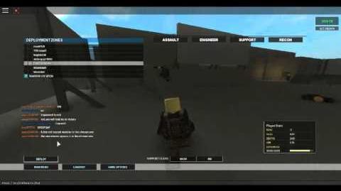 ROBLOX Phantom Forces MG36