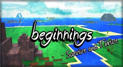 Survival Beginnings