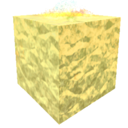 Fire Crystal Ore 2