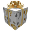 Opened Mysterious ROBLOX Virtual BLOXcon Gift -3