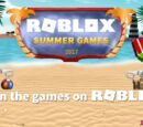 The ROBLOX 2017 Summer Games