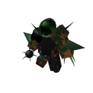 Zombie Tower Old Dominus Boss