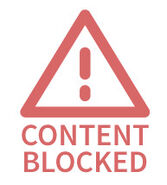 ContentBlocked