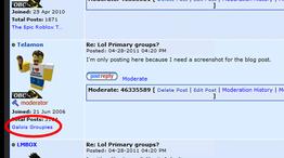 Forum mod xddd