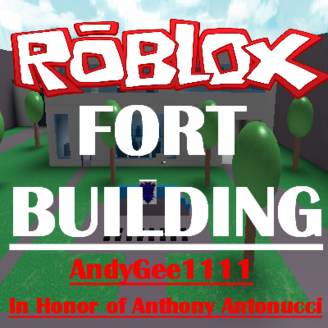 Roblox Fort Building logo