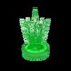 Green Ice Crown