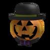 Sharp Dressed Pumpkin Man