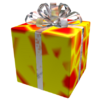 Opened Bombastic Gift of Awesome