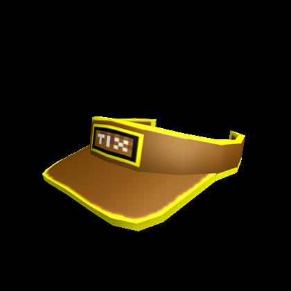 Tix Visor