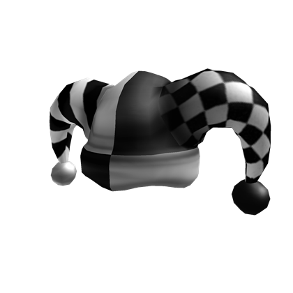 Catalog:Black & White Jester Hat | ROBLOX Wikia | FANDOM ...