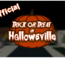 Trick or Treat in Hallowsville