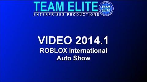 -3D- Team Elite Video 2014
