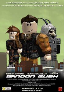 Bandon Bush IMPROVED Poster