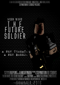 The future soldier poster