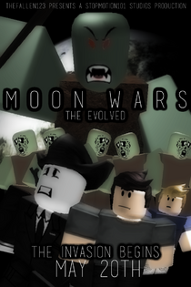 Moon wars 3 poster