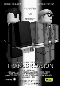 Transgression Theatrical Poster