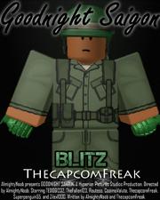 Blitz poster