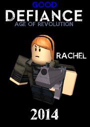 RachelCharacterPoster