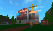 Tinbell Construction Site
